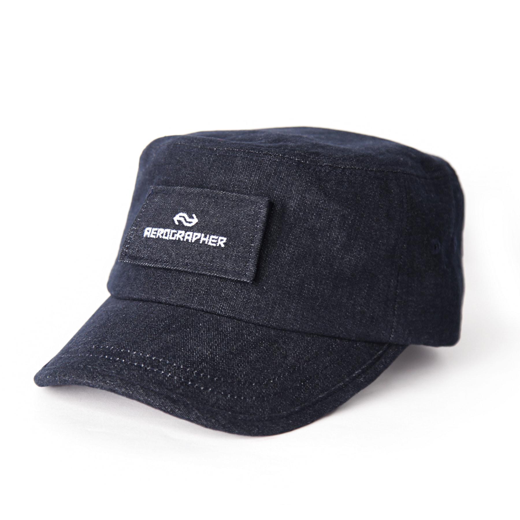 Army Cap - Denim