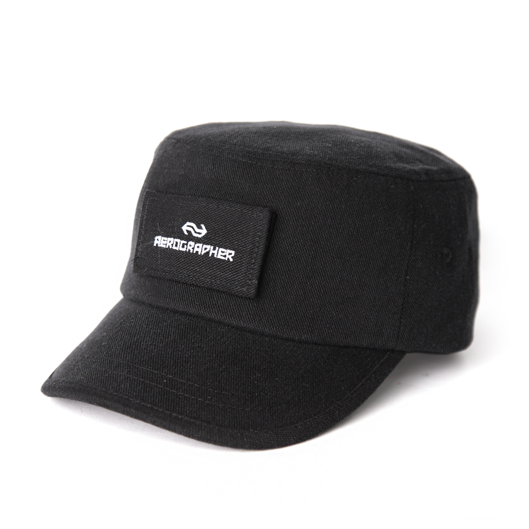 Army Cap - Black