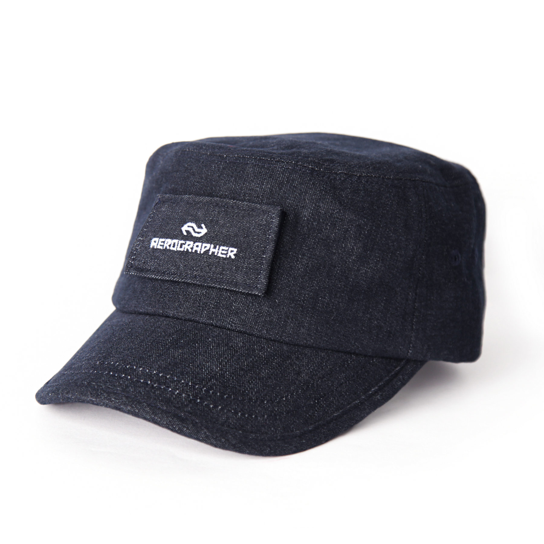 Army Cap - Denim