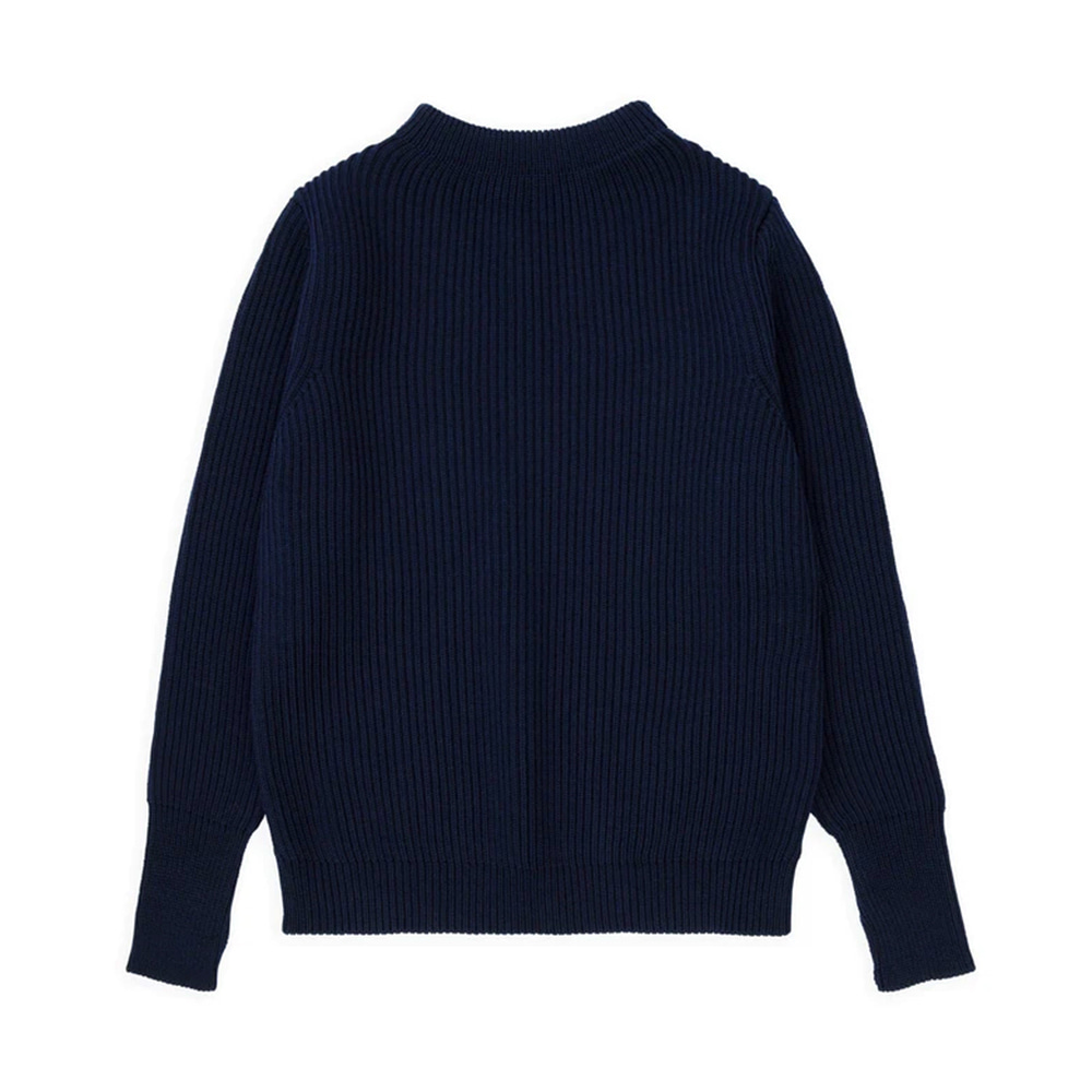 Navy Crewneck - Navy Blue