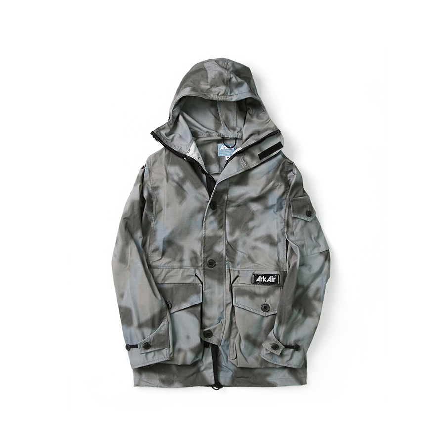 Combat Smock - Splinter Grey