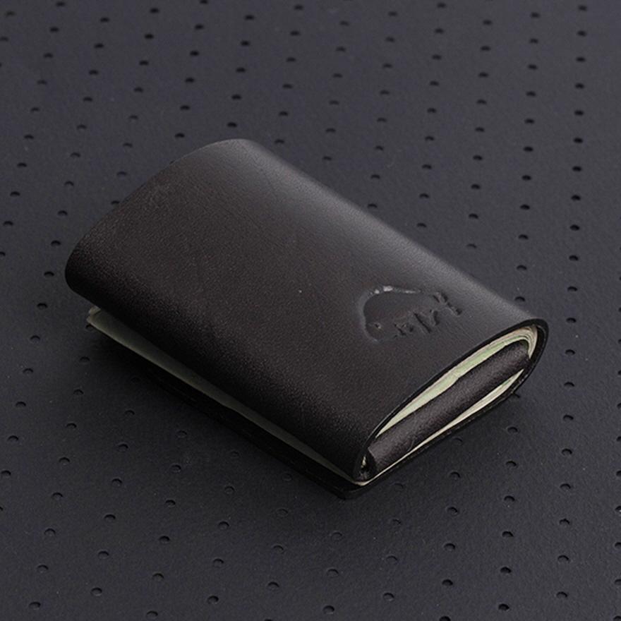 Cash Fold - Jet Black