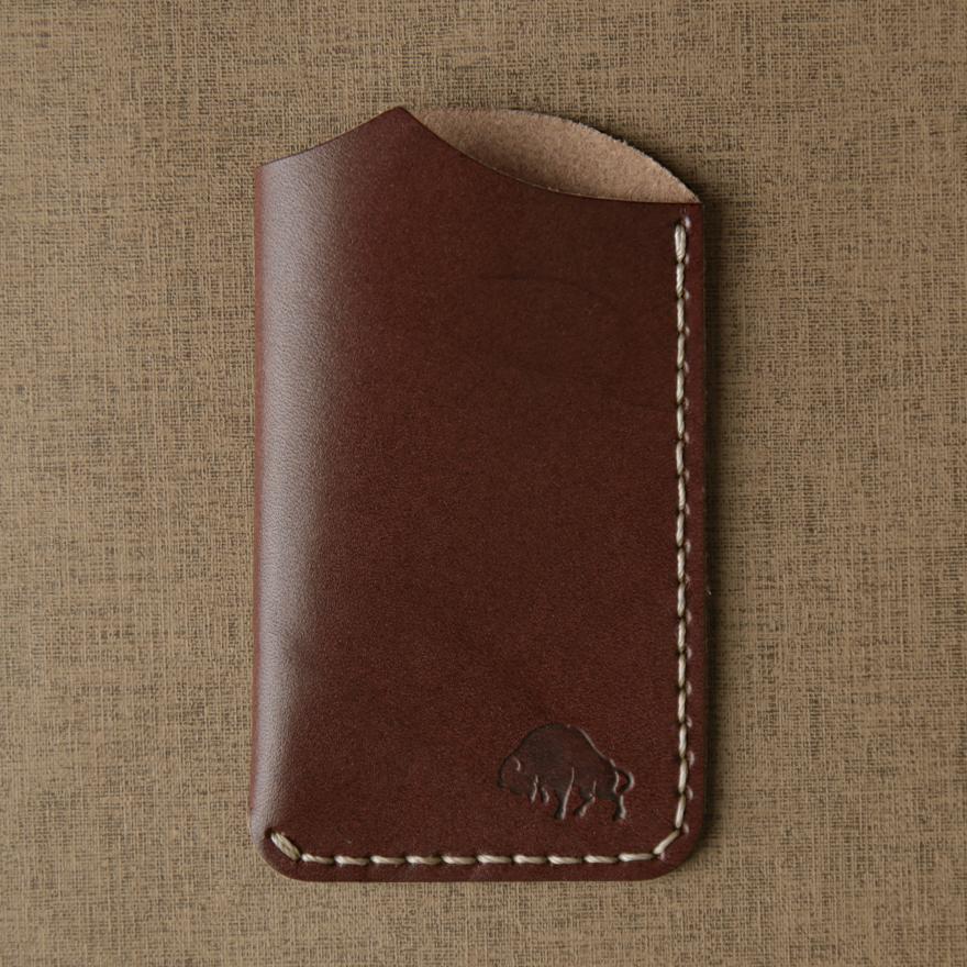 No.1 Wallet - Malbec