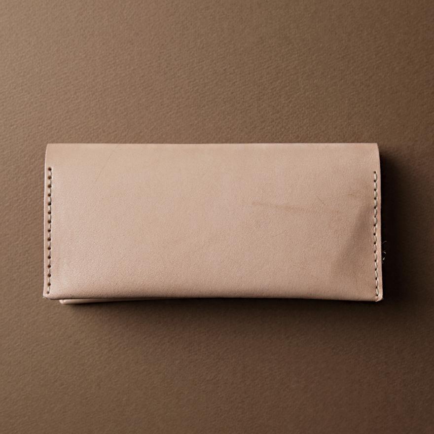 No.12 Wallet - Natural