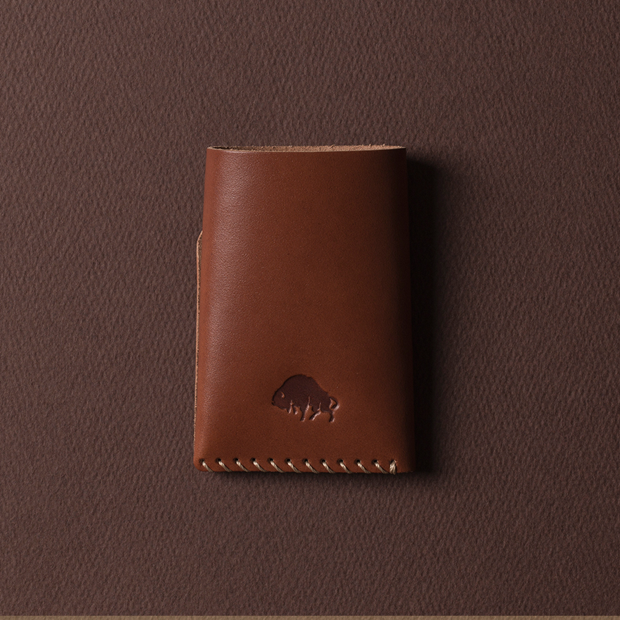 No.2 Wallet - Cognac