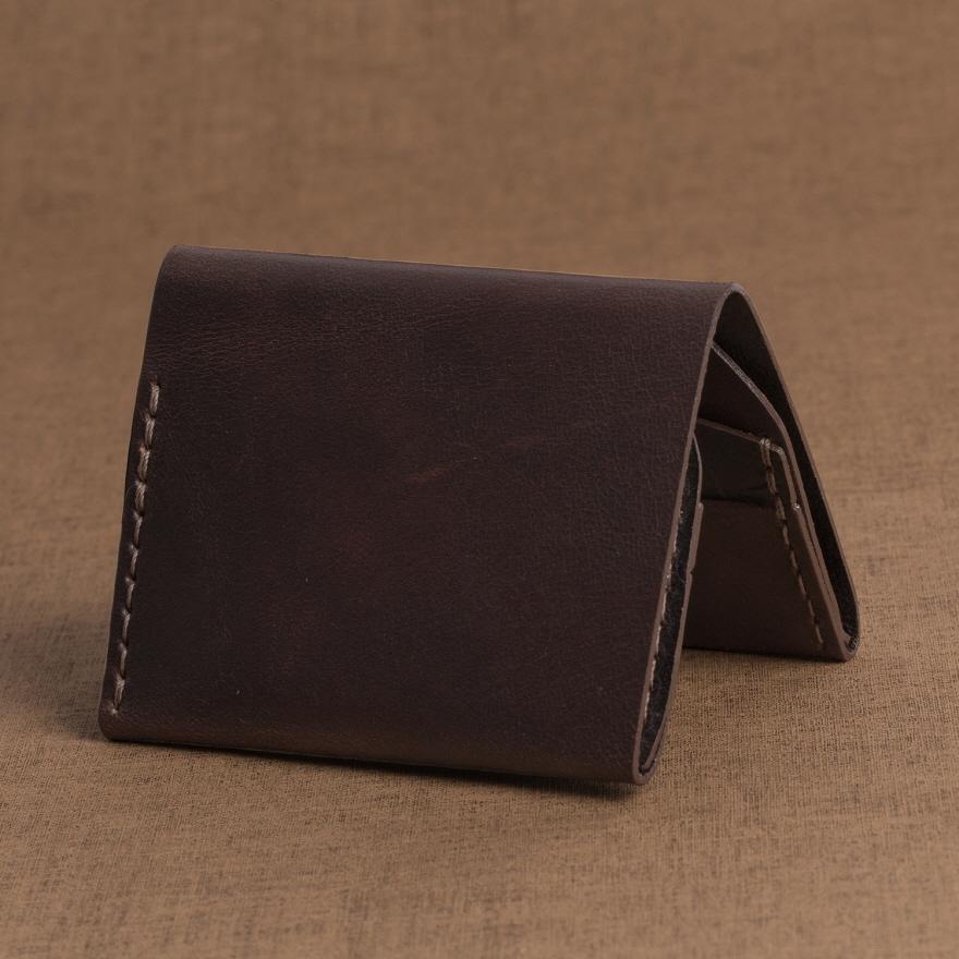 No.4 Wallet - Malbec