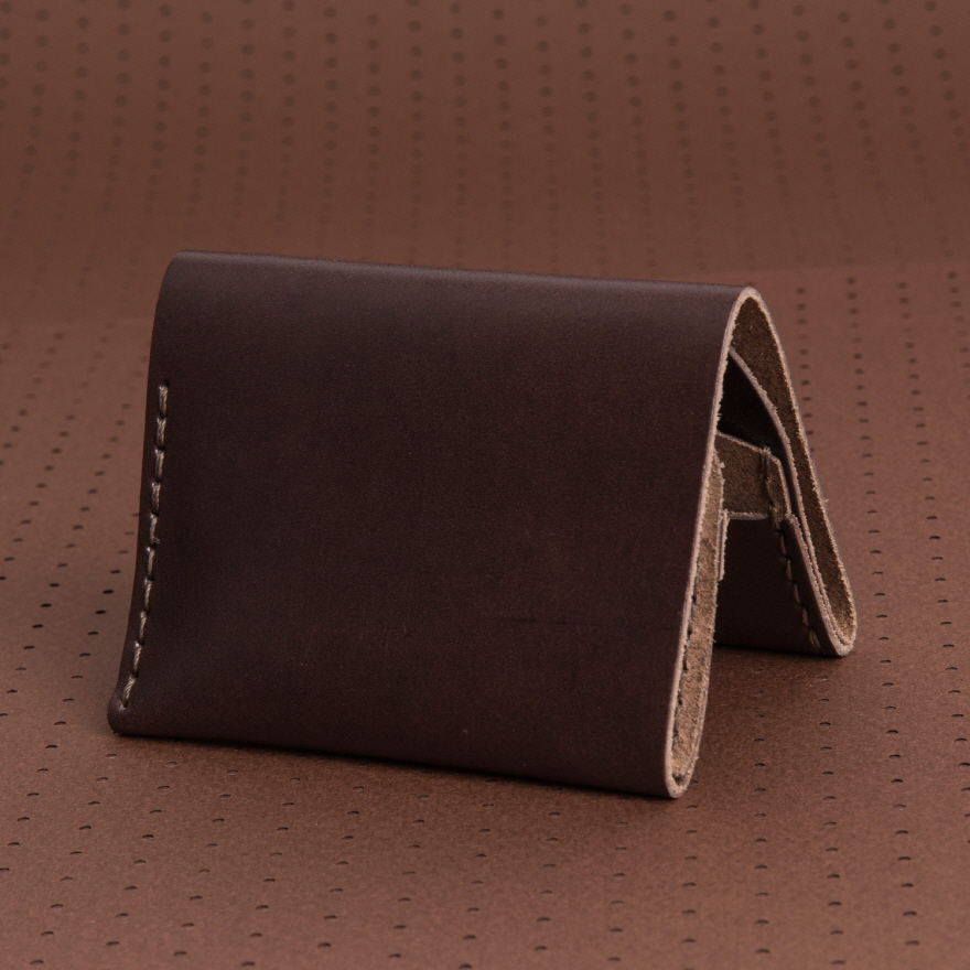 No.4 Wallet - Brown