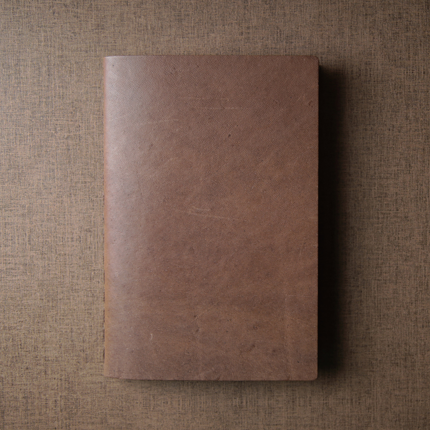 Large Notebook - Whiskey