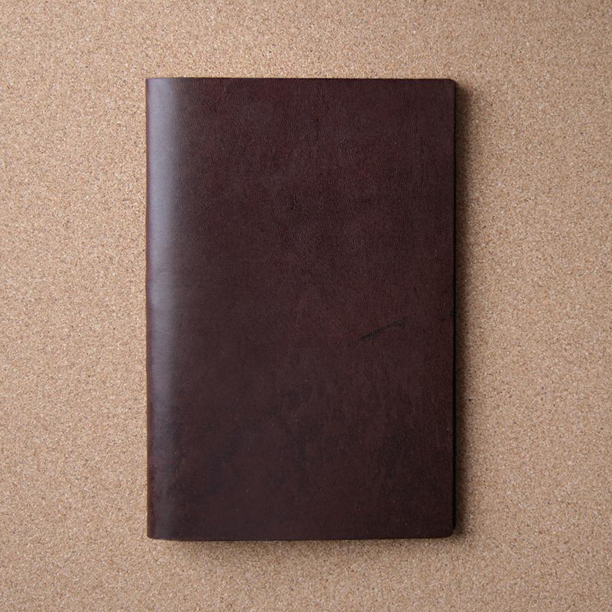 Large Notebook - Malbec