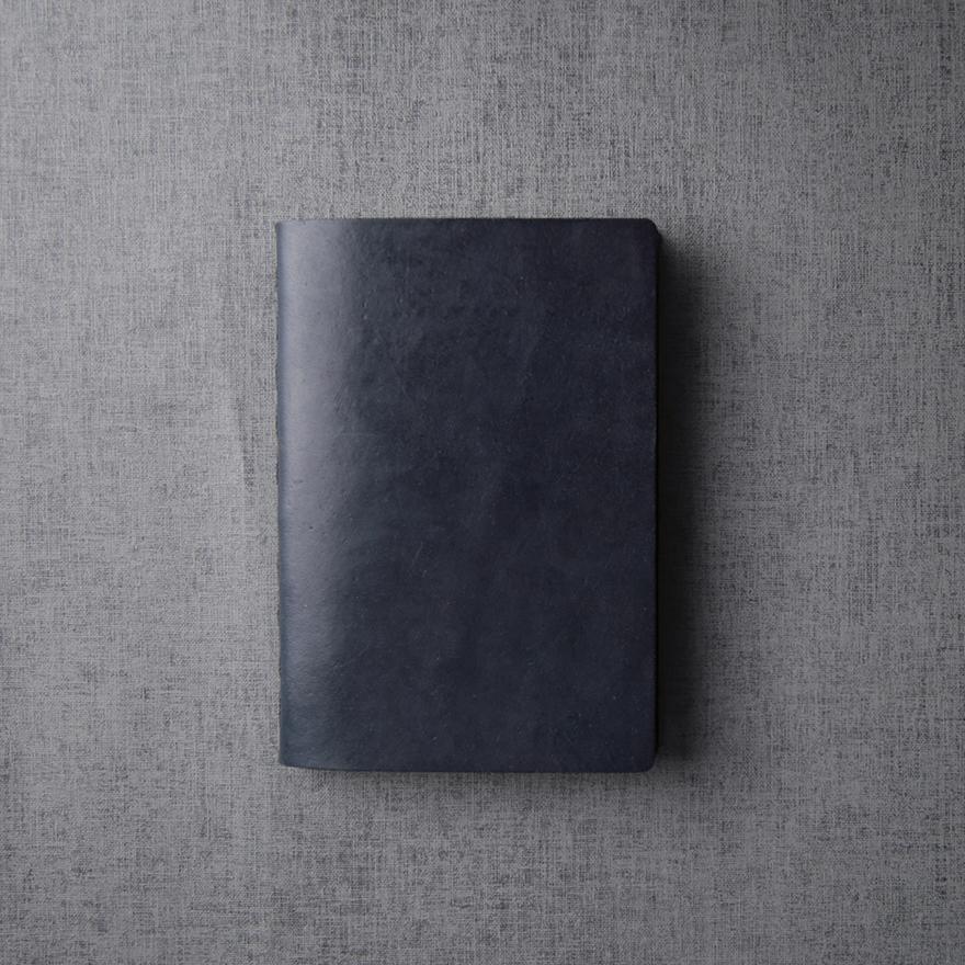 Small Notebook - Jet Black