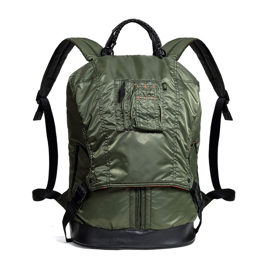 MA - 1 Jacket Backpack - Rifle Olive