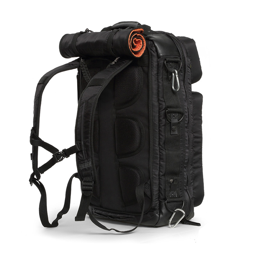 48HR Backpack - Midnight Black