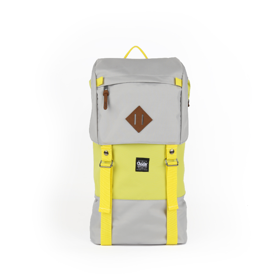 ALANIS Backpack - Grey/Green