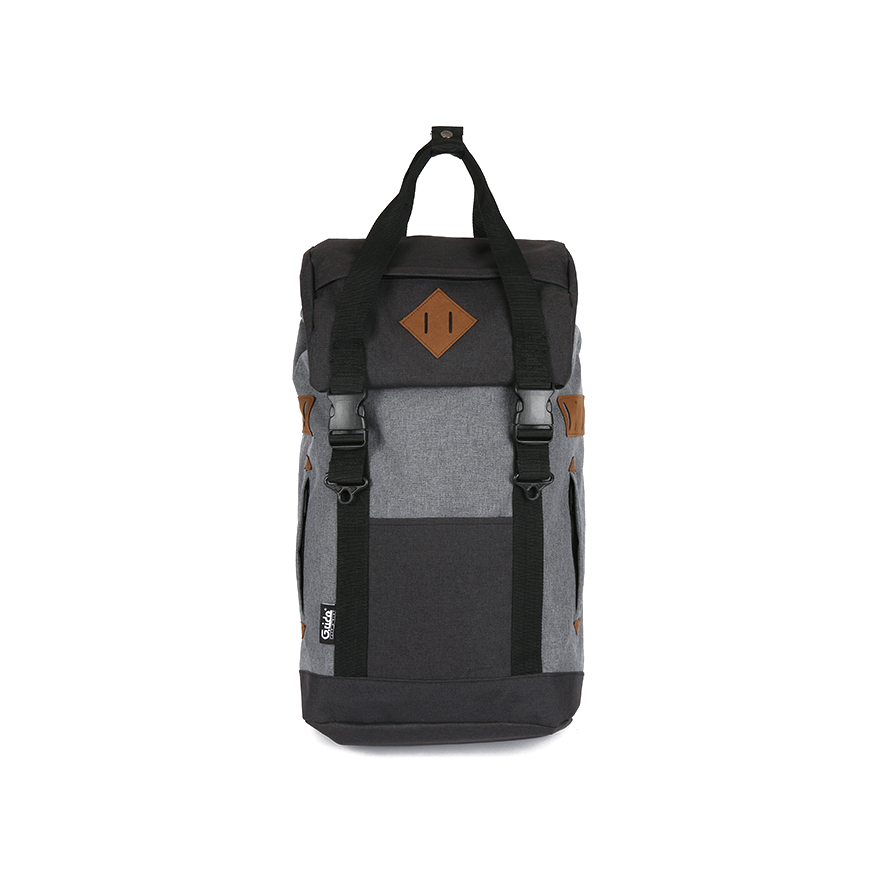 ARTHUR-M Backpack - Black/Grey