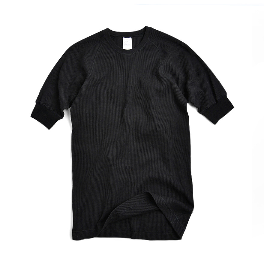 Pack Half Sleeve C/N Tee - Black