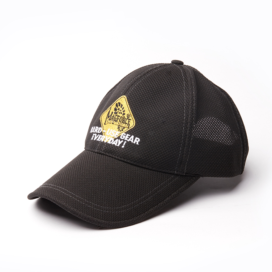 Tactical Mesh Cap - Black