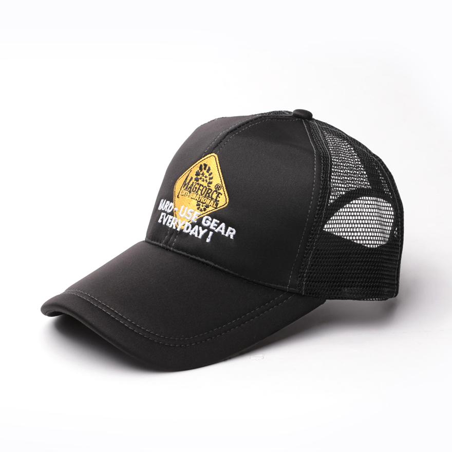 Wild Mesh Cap - Black - Black