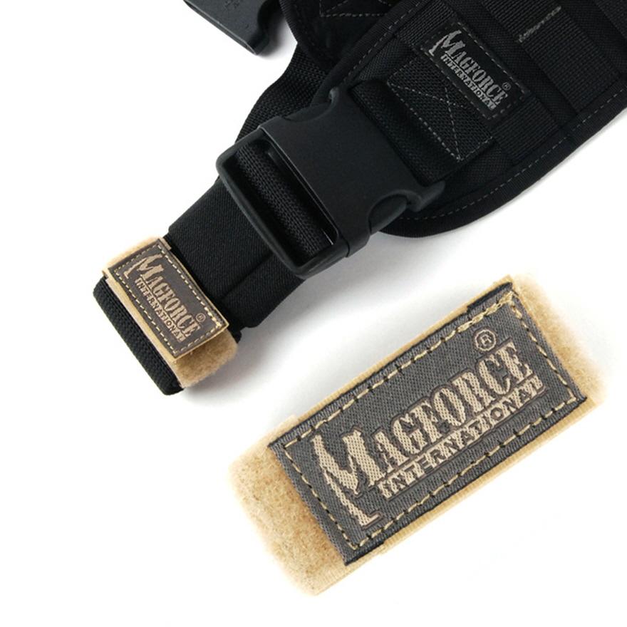 2 inch Strap Organizer - Khaki