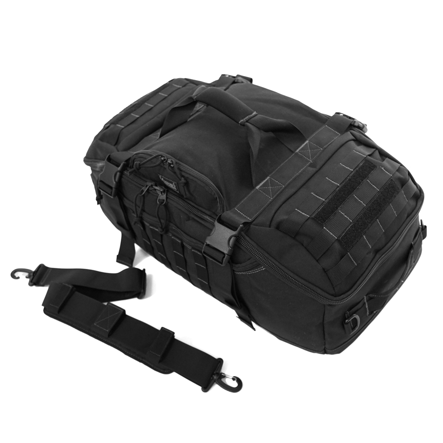 Albatross 3Way Bag - Black