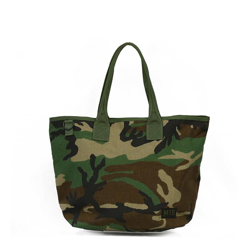 Tote Bag - Woodland Camo