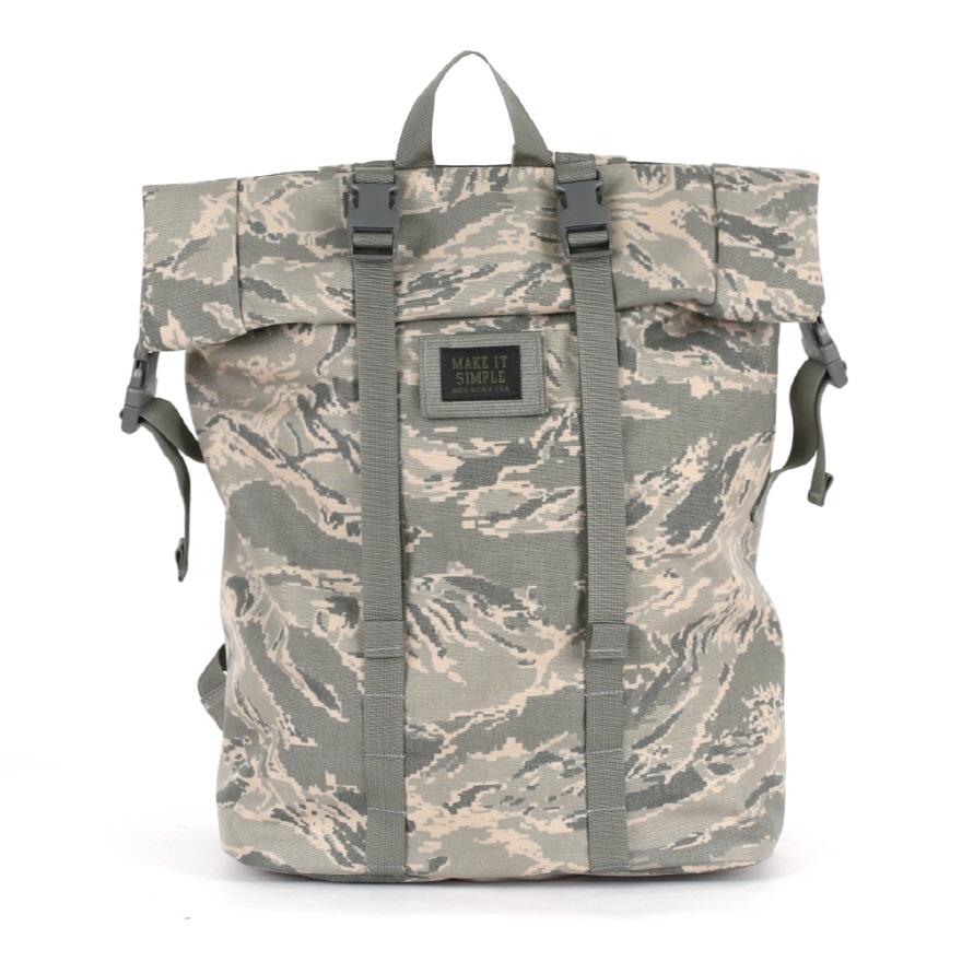 Roll Up Backpack - ABU Camo
