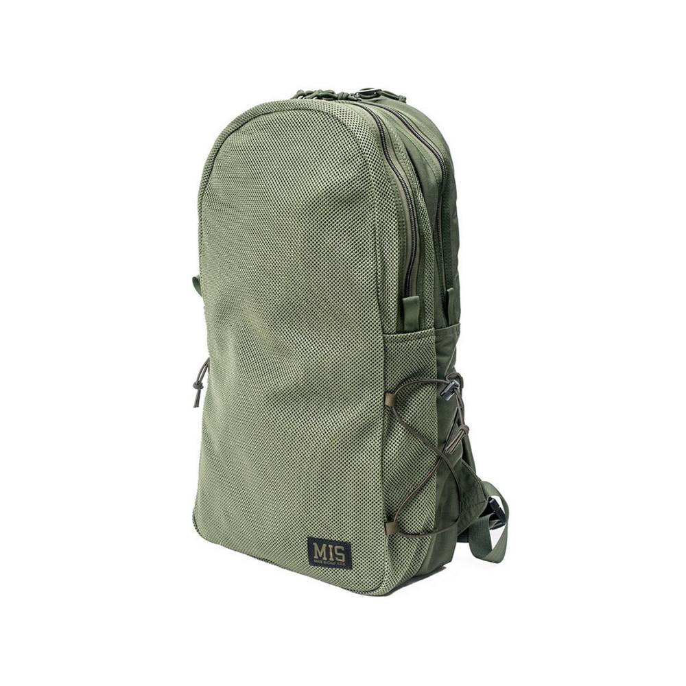 Mesh Backpack - Camo Green