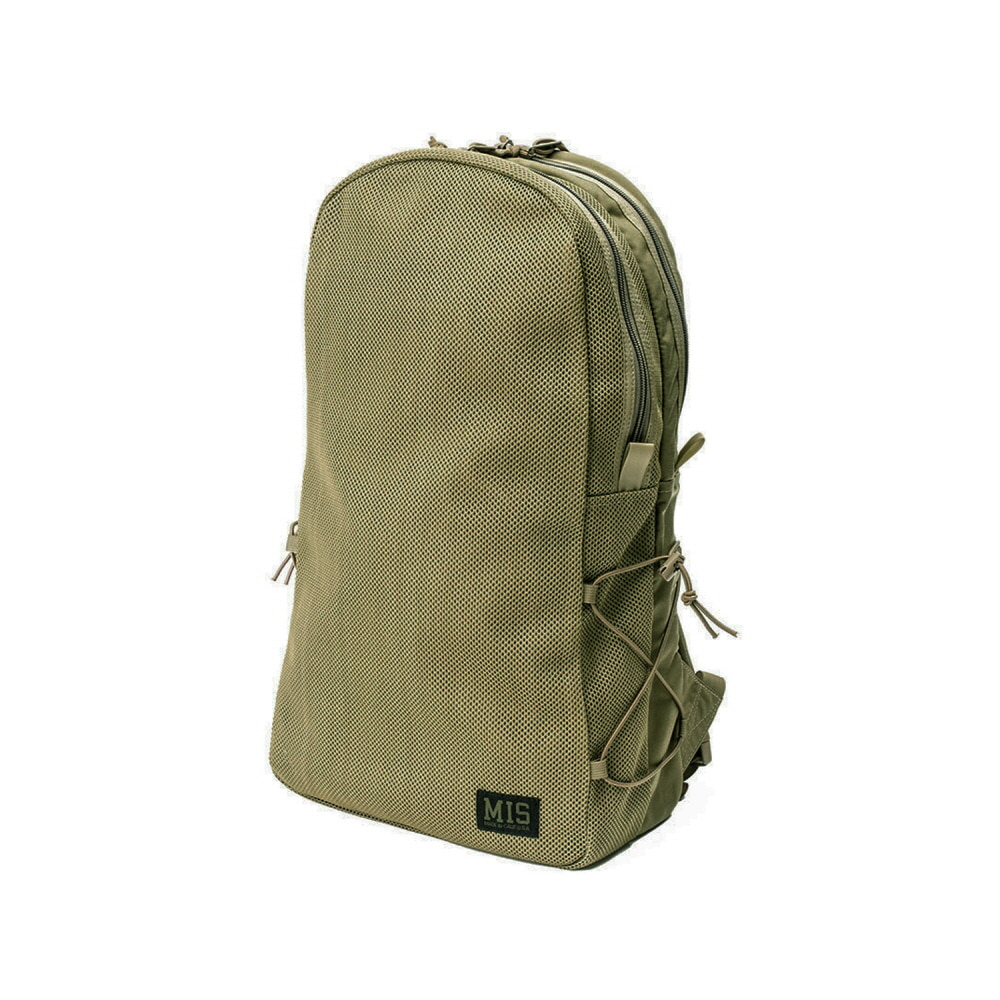 Mesh Backpack - Coyote Tan