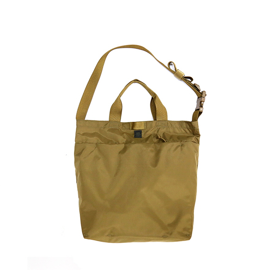 2Way Shoulder Bag - Coyote Brown