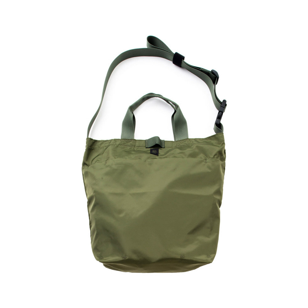 2Way Shoulder Bag - Olive
