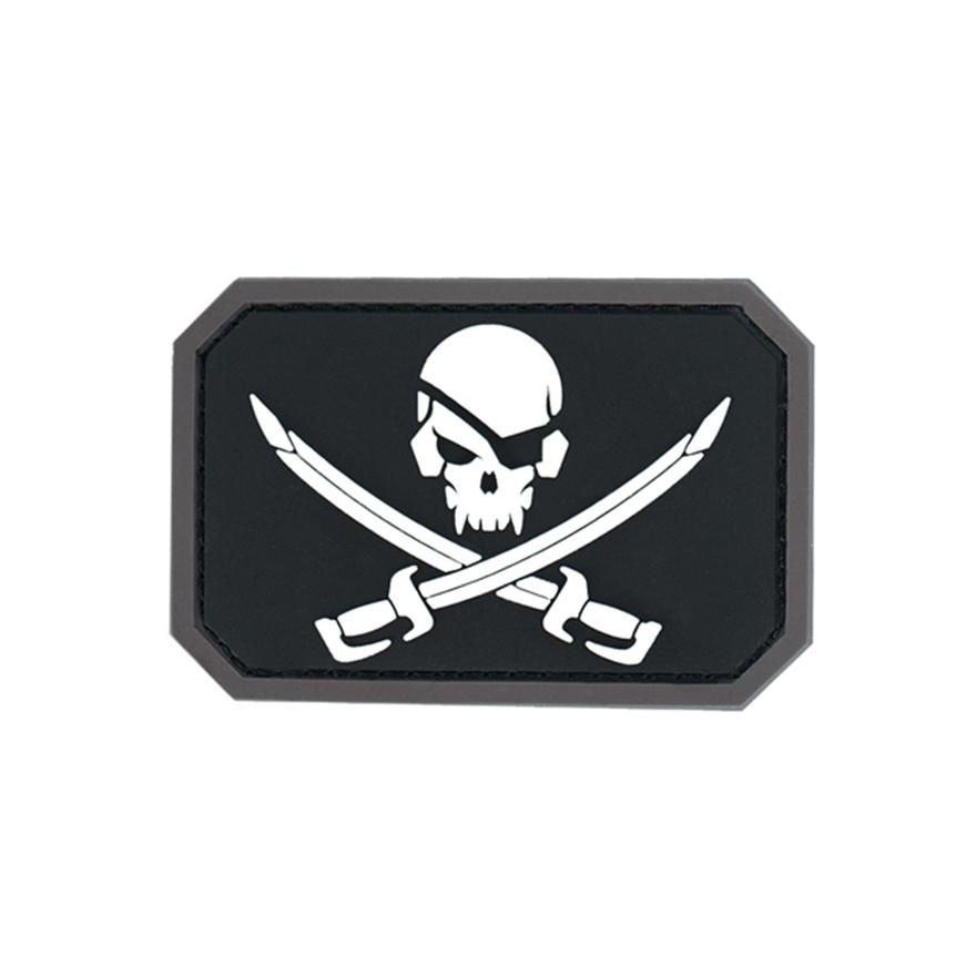 카리브해 해적 깃발 PVC - SWAT