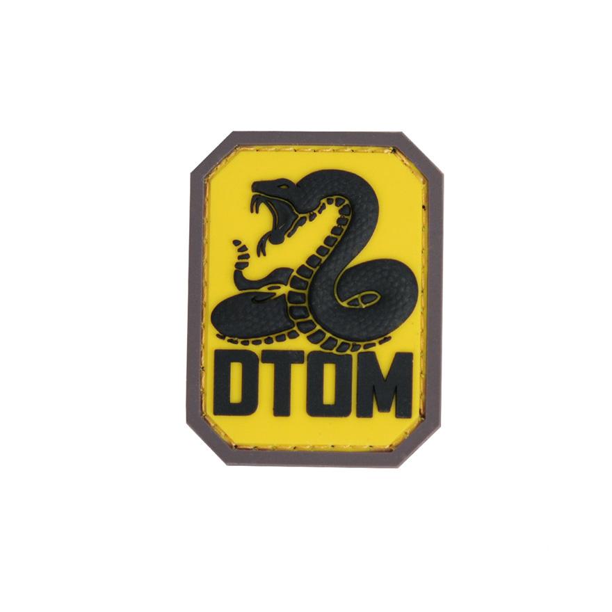 DTOM PVC - Full Color
