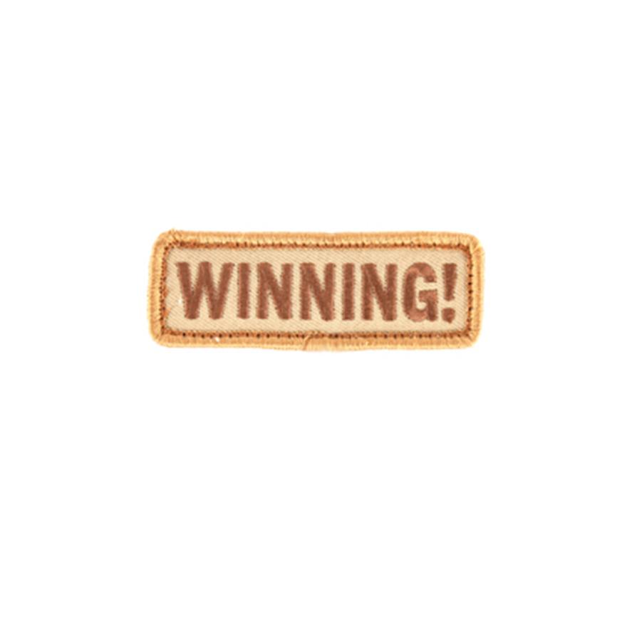 Winning - DesertTan