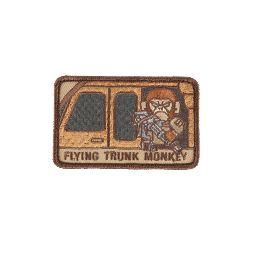 군용헬기 몽키 기총수 - Desert