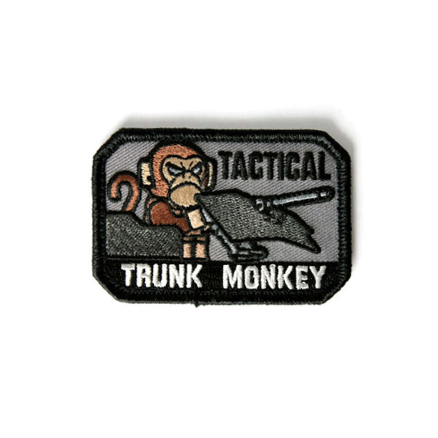 Tactical Trunk Monkey - SWAT