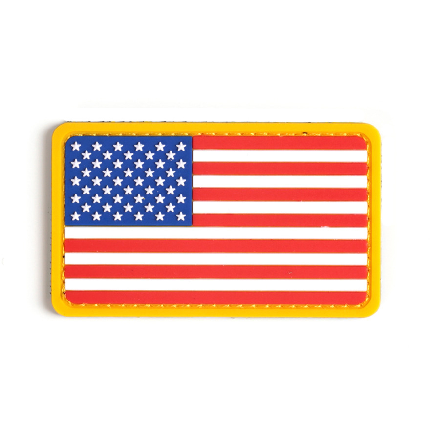 US Flag PVC - Full Color