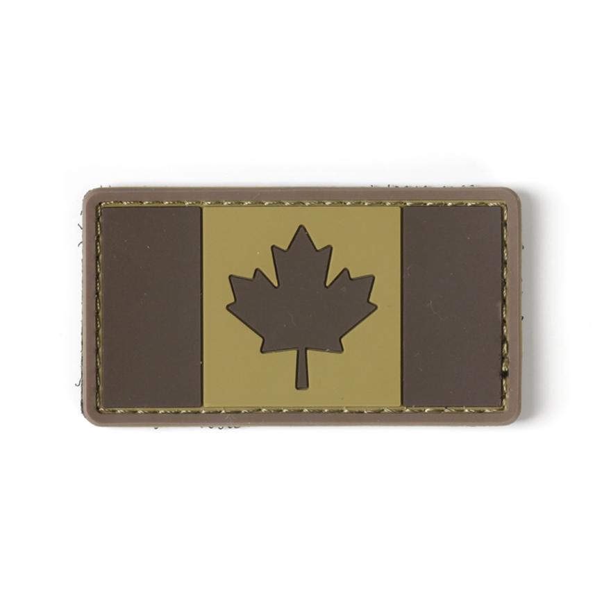 Canadian Flag PVC - Desert