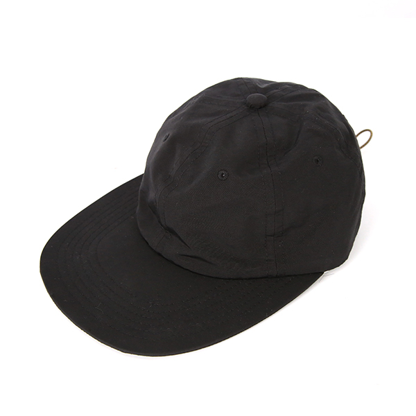 60/40 Cloth Travel Cap - Black