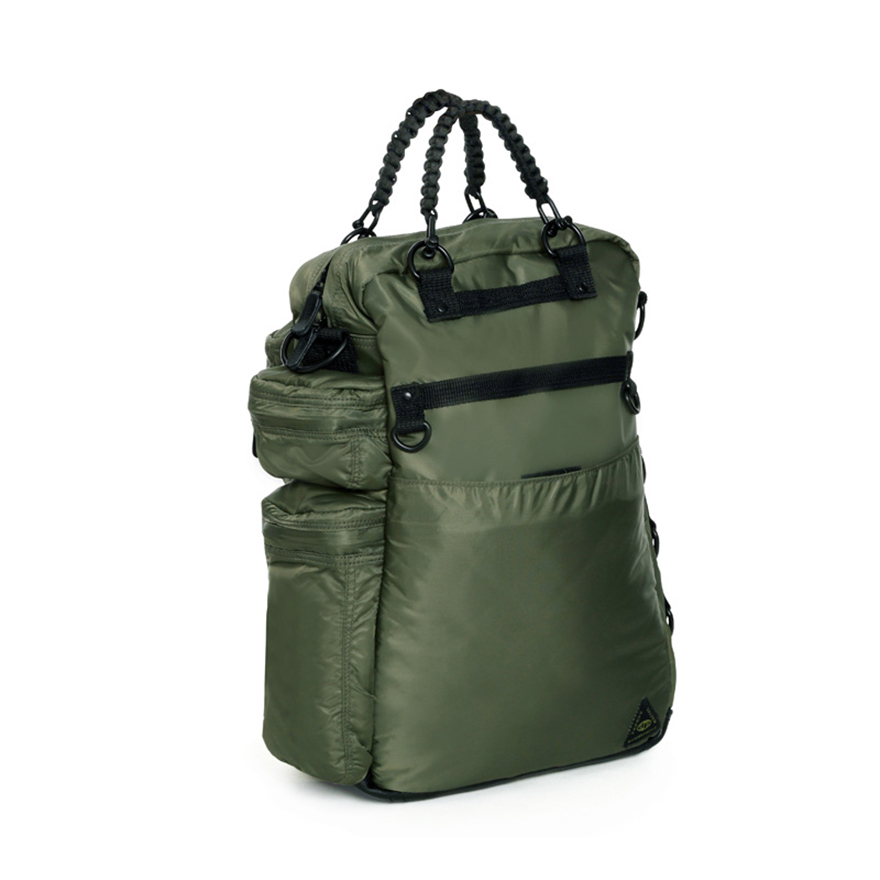 Techno Laptop Bag - Rifle Olive