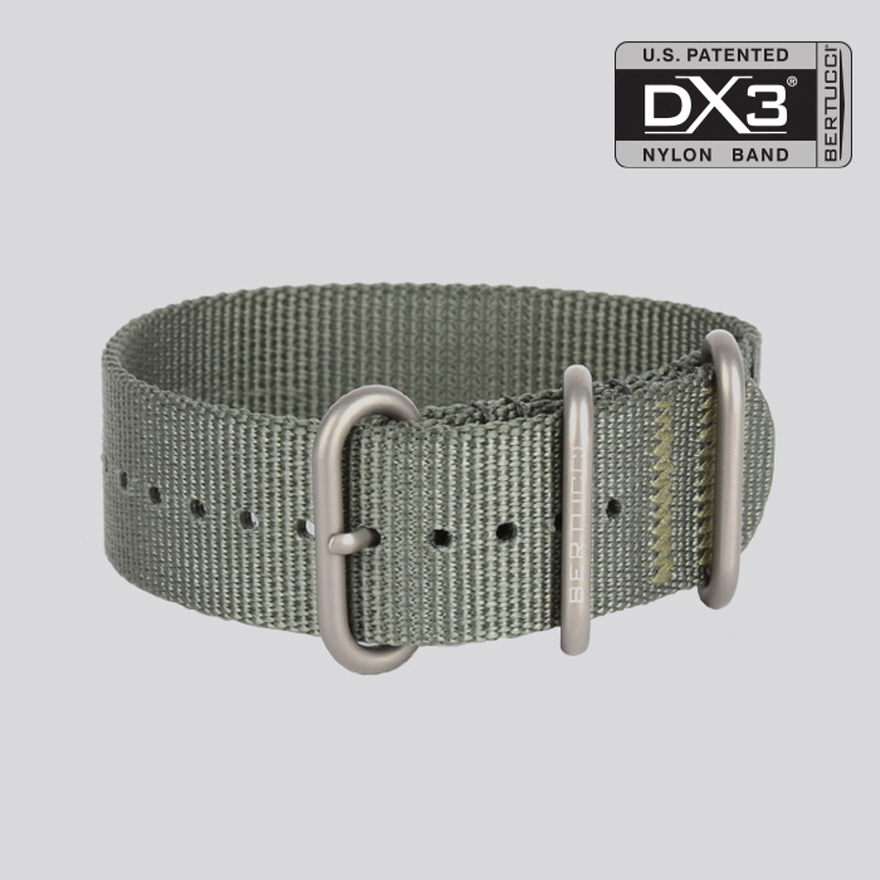 DX3 Nylon Band - #125 defender drab