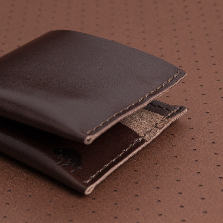 No.8 Wallet - Brown