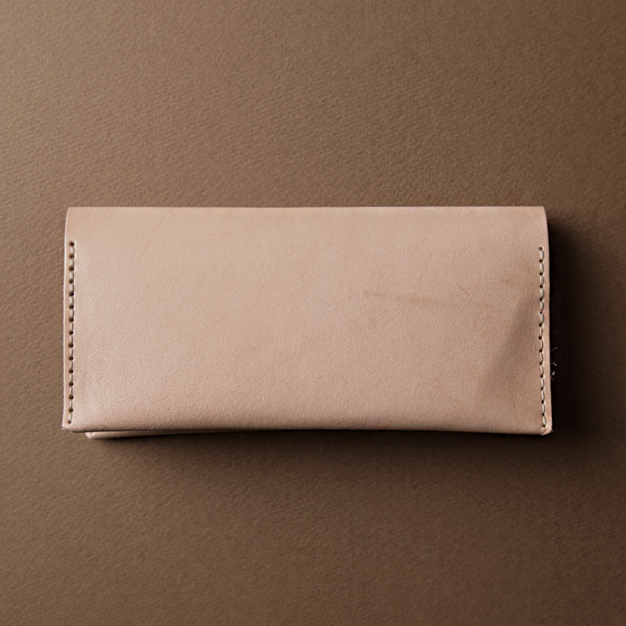 No.12 Wallet - Natural