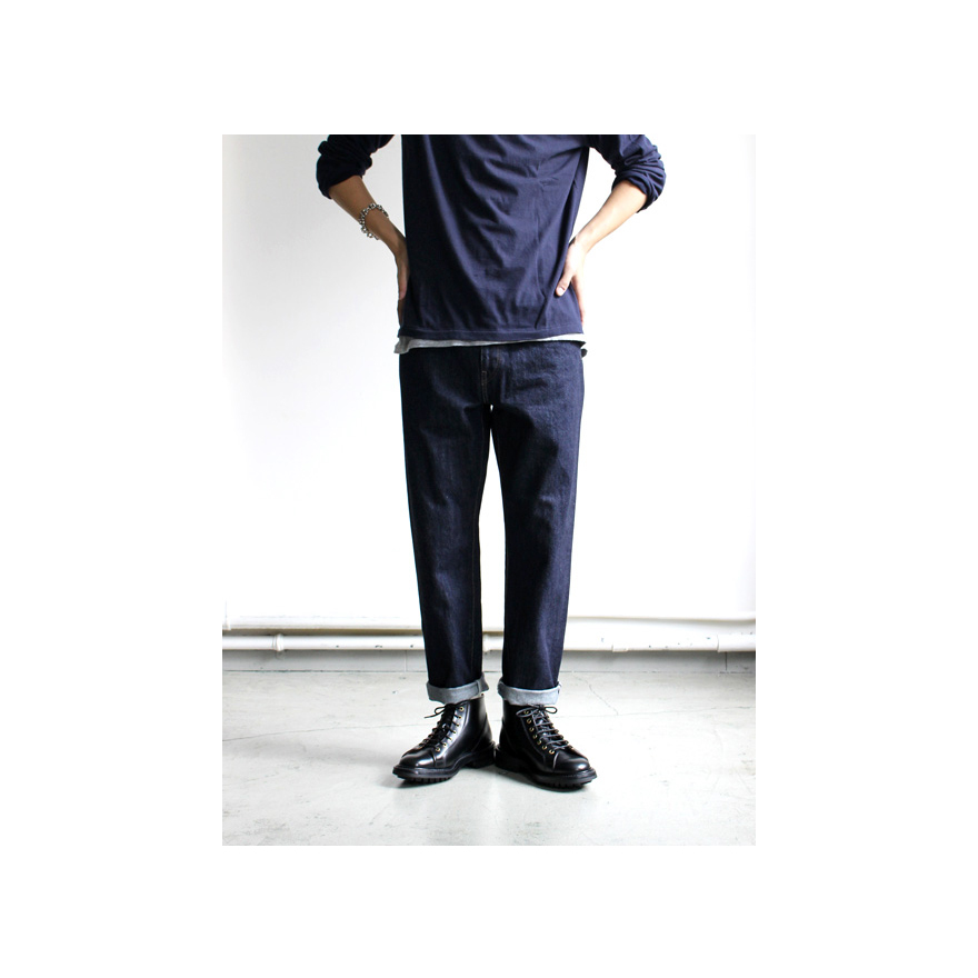 Regular Tapered Denim - One Wash