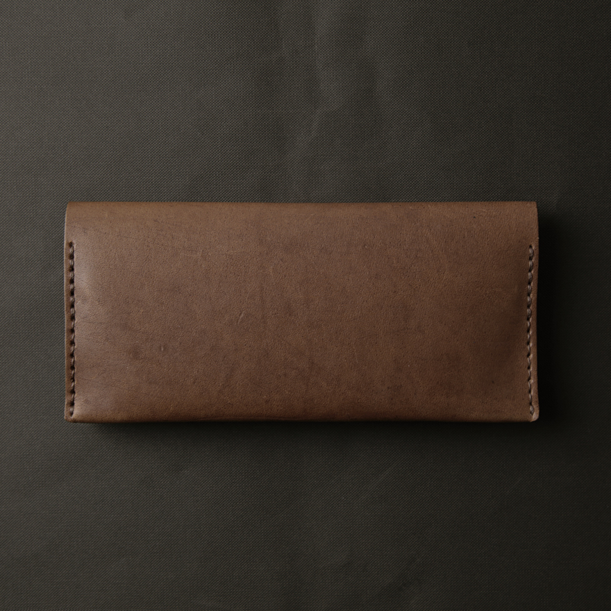 No.12 Wallet - Whiskey