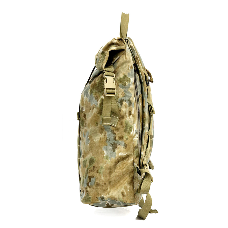 Roll Up Backpack - Covert Desert