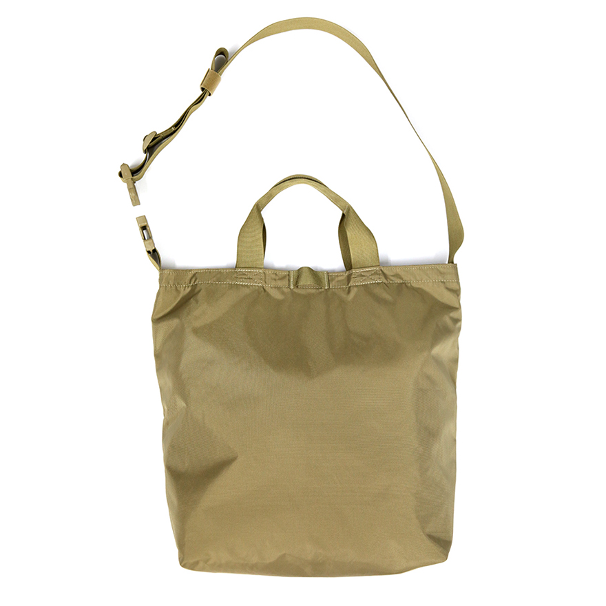2Way Shoulder Bag - Coyote Tan