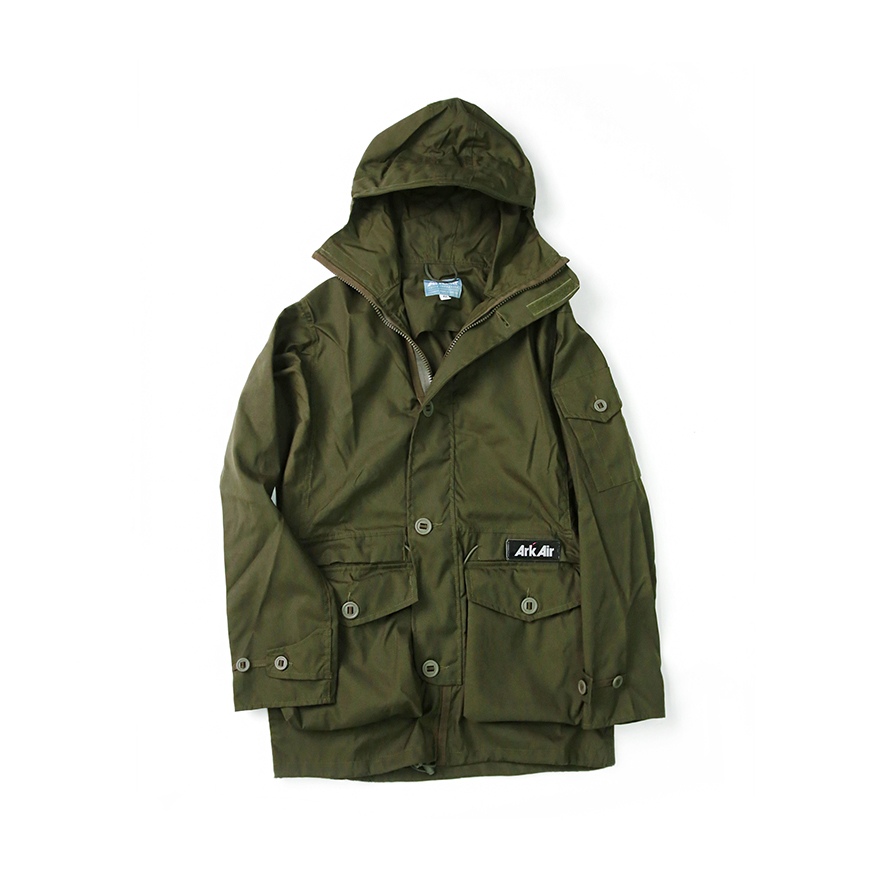 Combat Smock - Rifle Green