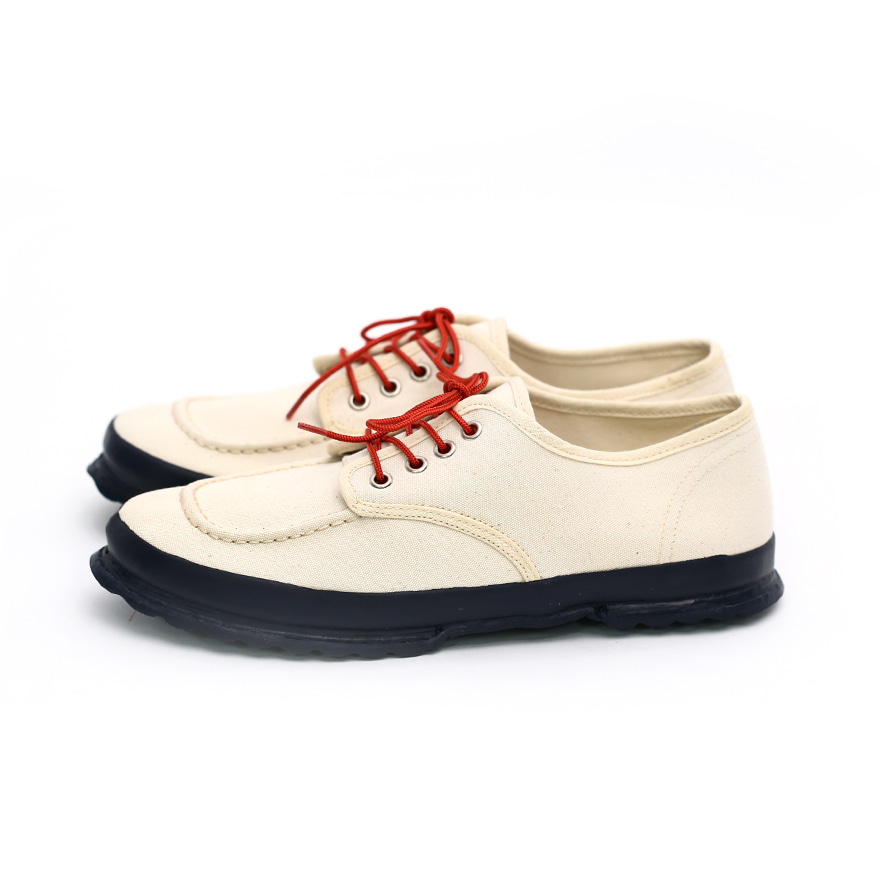 Work Oxford Moc - toe Type - Natural