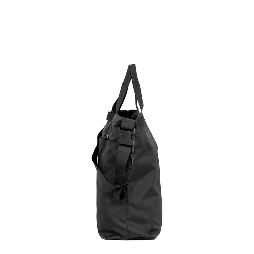 2Way Shoulder Bag - Black