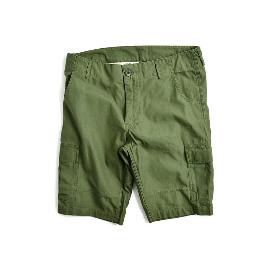 BDU Short Pants - Olive Drab