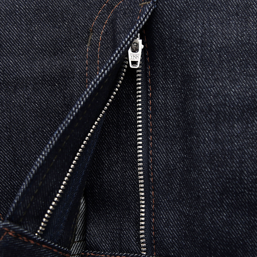 Side Pocket Denim (Standard Fit)